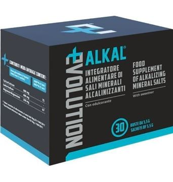 Immagine di Alkal Evolution 30 buste da 5.5 gr.